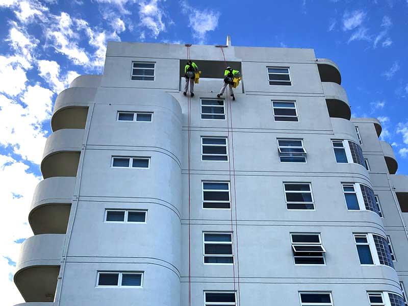 brisbane high rise building repairs gold coast